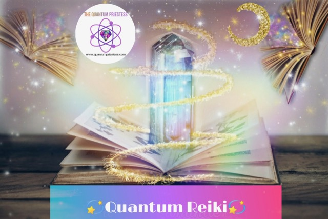 Quantum Reiki